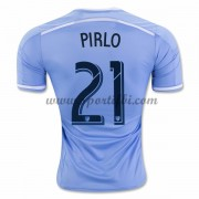 Maillot De Foot New York City 2016-17 Andrea Pirlo 21 Maillot Domicile..