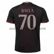 Maillot De Foot AC Milan 2016-17 Bacca 70 Maillot Domicile..