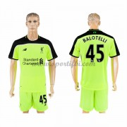 Maillot De Foot Liverpool 2016-17 Balotelli 45 Maillot Third..