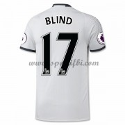 Maillot De Foot Manchester United 2016-17 Blind 17 Maillot Third..