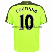 Maillot De Foot Liverpool 2016-17 Coutinho 10 Maillot Third..
