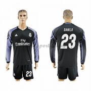 Maillot De Foot Real Madrid 2016-17 Danilo 23 Maillot Third Manche Longue..