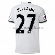Maillot De Foot Manchester United 2016-17 Fellaini 27 Maillot Third