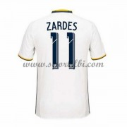 Maillot De Foot Los Angeles Galaxy 2016-17 Gyasi Zardes 11 Maillot Domicile..