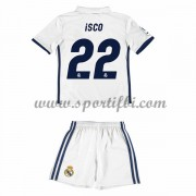 Real Madrid Enfant 2016-17 Isco 22 Maillot Domicile Pas Cher..