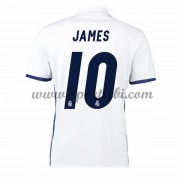 Maillot De Foot Real Madrid 2016-17 James 10 Maillot Domicile..