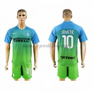 Maillot De Foot Inter Milan 2016-17 Jovetic 10 Maillot Third..
