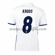 Maillot De Foot Real Madrid 2016-17 Kroos 8 Maillot Domicile..