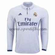 Maillot De Foot Real Madrid 2016-17 Maillot Domicile Manche Longue..