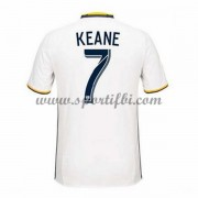 Maillot De Foot Los Angeles Galaxy 2016-17 Robbie Keane 7 Maillot Domicile..
