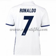 Maillot De Foot Real Madrid 2016-17 Ronaldo 7 Maillot Domicile..