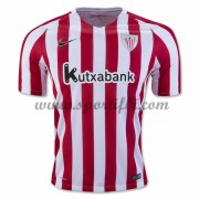 Maillot De Foot Athletic Bilbao 2016-17 Maillot Domicile..