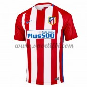 Maillot De Foot Atletico Madrid 2016-17 Maillot Domicile..