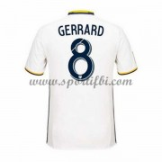 Maillot De Foot Los Angeles Galaxy 2016-17 Steven Gerrard 8 Maillot Domicile..