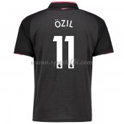 Maillot De Foot Arsenal 2017-18 Mesut Ozil 11 Maillot Third..