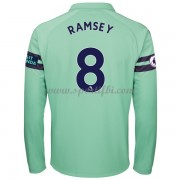 Maillot de foot Arsenal 2018-19 Aaron Ramsey 8 maillot third manche longue..