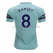 Maillot de foot Arsenal 2018-19 Aaron Ramsey 8 maillot third..