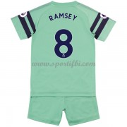 Arsenal enfant 2018-19 Aaron Ramsey 8 maillot third..