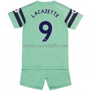 Arsenal enfant 2018-19 Alexandre Lacazette 9 maillot third..