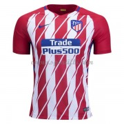 Maillot De Foot Atletico Madrid 2017-18 Maillot Domicile..