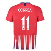 Maillot de foot Atletico Madrid 2018-19 Angel Correa 11 maillot domicile..