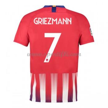 Maillot de foot Atletico Madrid 2018-19 Antoine Griezmann 7 maillot domicile