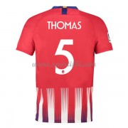 Maillot de foot Atletico Madrid 2018-19 Thomas Partey 5 maillot domicile..