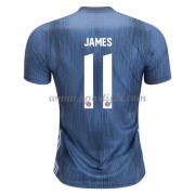 Maillot de foot Bayern Munich 2018-19 James Rodriguez 11 maillot third..