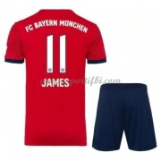 Bayern Munich enfant 2018-19 James Rodriguez 11 maillot domicile..