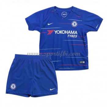 Chelsea enfant 2018-19 maillot domicile