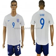 Maillot De Foot Angleterre 2018 Équipe Nationale Harry Kane 9 Maillot Domicile..