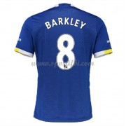 Maillot De Foot Everton 2017-18 Barkley 20 Maillot Domicile..