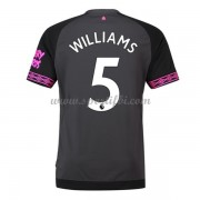 Maillot de foot Everton 2018-19 Ashley Williams 5 maillot extérieur..