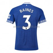 Maillot de foot Everton 2018-19 Leighton Baines 3 maillot domicile..