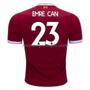 Maillot De Foot Liverpool 2017-18 Emre Can 23 Maillot Domicile..