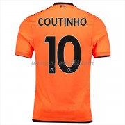 Maillot De Foot Liverpool 2017-18 Philippe Coutinho 10 Maillot Third..