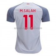 Maillot de foot Liverpool 2018-19 Mohamed Salah 11 maillot third..