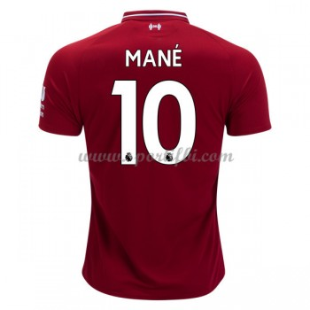 Maillot de foot Liverpool 2018-19 Sadio Mane 10 maillot domicile