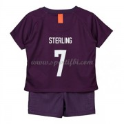 Manchester City enfant 2018-19 Raheem Sterling 7 maillot third..