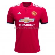 Maillot De Foot Manchester United 2017-18 Maillot Domicile..