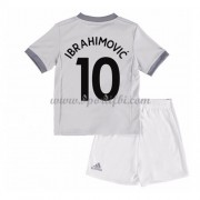 Manchester United Enfant 2017-18 Zlatan Ibrahimovic 9 Maillot Third Pas Cher..