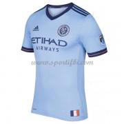 Maillot De Foot New York City 2017-18 Maillot Domicile..