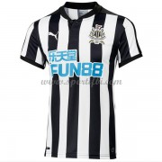 Maillot De Foot Newcastle United 2017-18 Maillot Domicile..