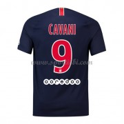 Maillot de foot Paris Saint Germain Psg 2018-19 Edinson Cavani 9 maillot domicile..