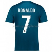 Maillot De Foot Real Madrid 2017-18 Cristiano Ronaldo 7 Maillot Third..