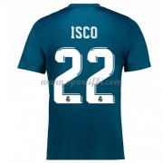 Maillot De Foot Real Madrid 2017-18 Isco 22 Maillot Third..