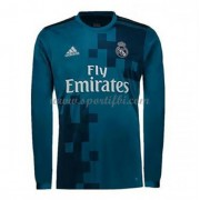 Maillot De Foot Real Madrid 2017-18 Maillot Third Manche Longue..
