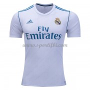 Maillot De Foot Real Madrid 2017-18 Maillot Domicile..