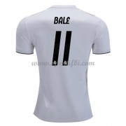 Maillot de foot Real Madrid 2018-19 Gareth Bale 11 maillot domicile..