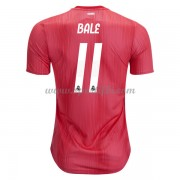 Maillot de foot Real Madrid 2018-19 Gareth Bale 11 maillot third..